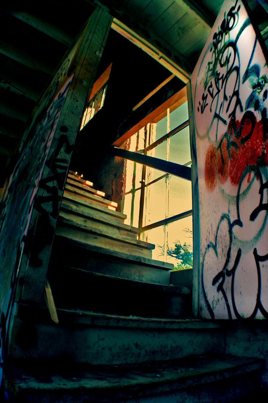 Stairway to Heaven by jackie-kins