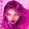 Psylocke by midnightlament
