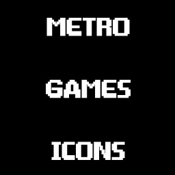 Games Icons by dragonflay92