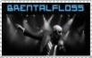 Brentalfloss Stamp by Link-Pikachu