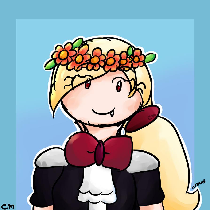 Crown of Flowers by Link-Pikachu