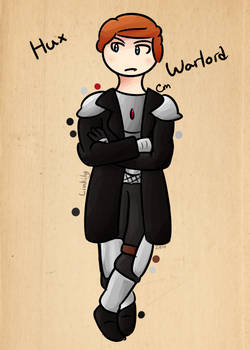 Hux - Warlord