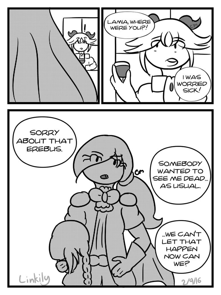 A little comic by Link-Pikachu