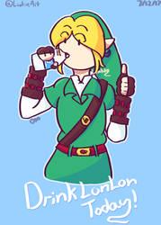 Drink LonLon Milk!