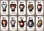 league of legends keybies II by silverei