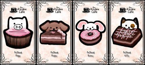 Pillow Pets - Petfood by silverei