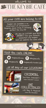 Keybie Cafe Tarp by silverei