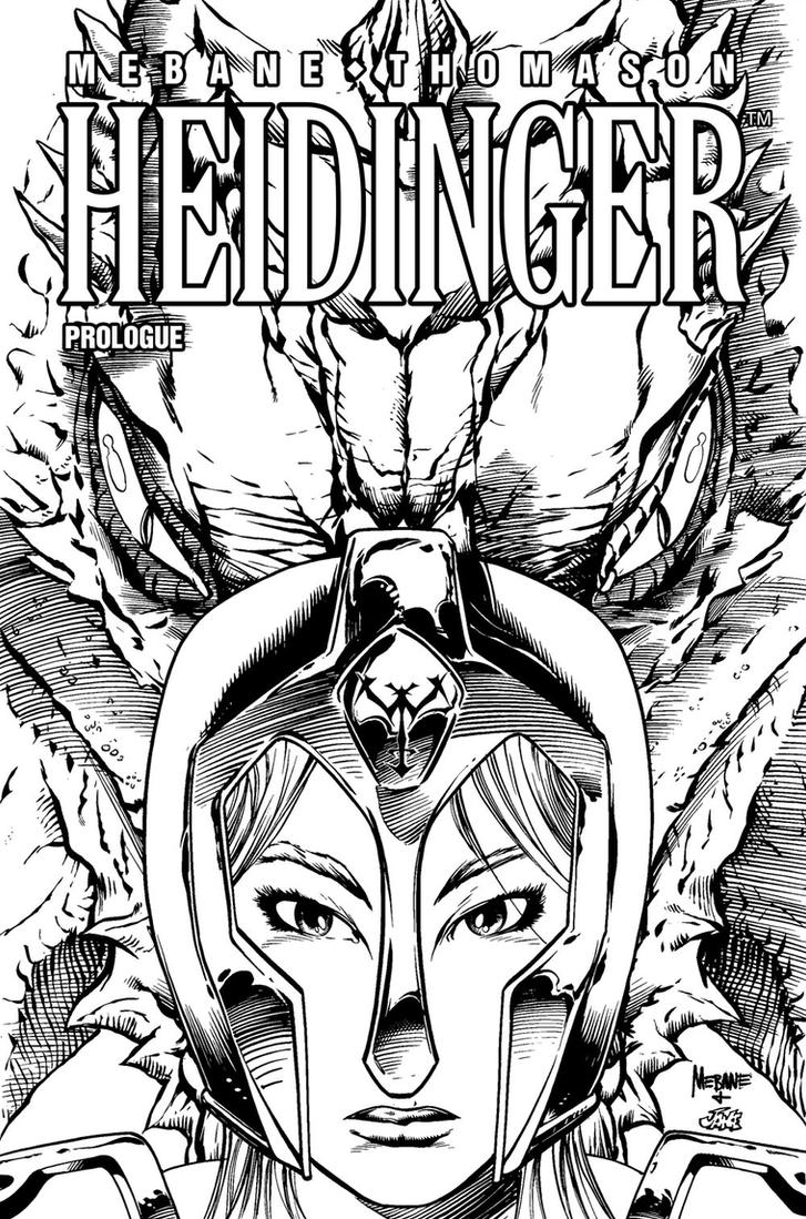 Heidinger Cover by EnigmaResolve