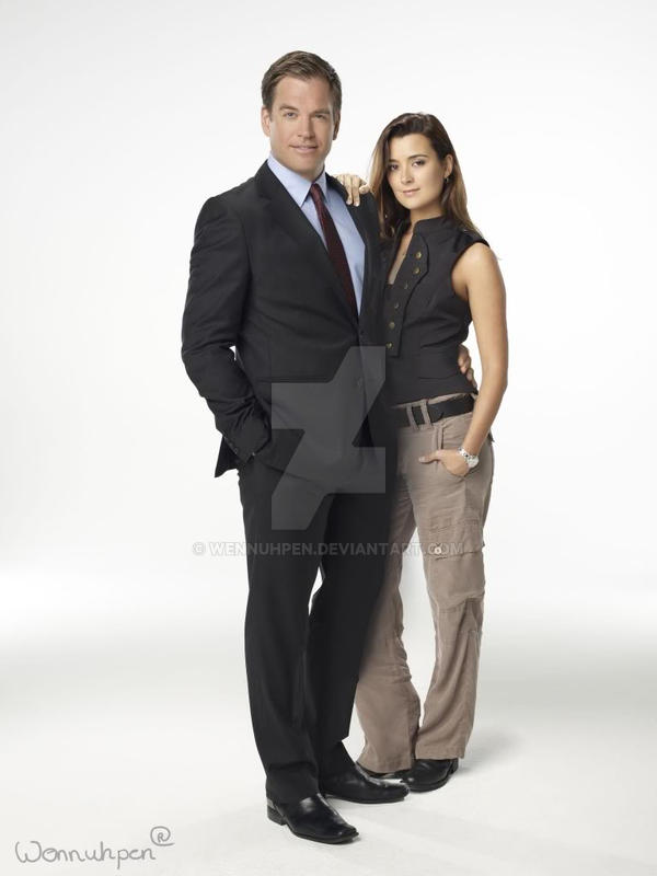 Tony and Ziva, promo pic S8 by Wennuhpen