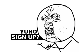 yunosignup2 by SirvineDesign