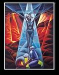 Gerardo Dottori    Crucifixion by SRudy