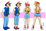 Ash to Bimbo Misty - Pokemon