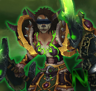 Nevangoth Demon hunter by NevanGoth