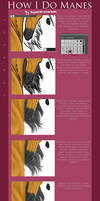 Mane Tutorial by RejectAll-American
