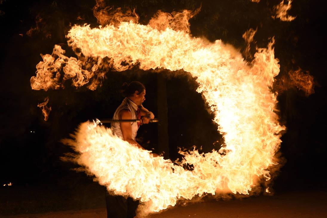 Fire! by Tingil