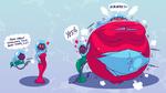 Jellyfish Sisters - Inflated Gigi