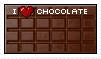 I Love Chocolate by Sophibelle