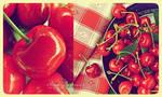 Summer Tastes Like Cherries by Sophibelle