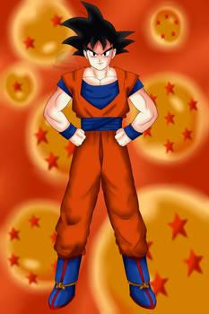 Heroes-Son Goku
