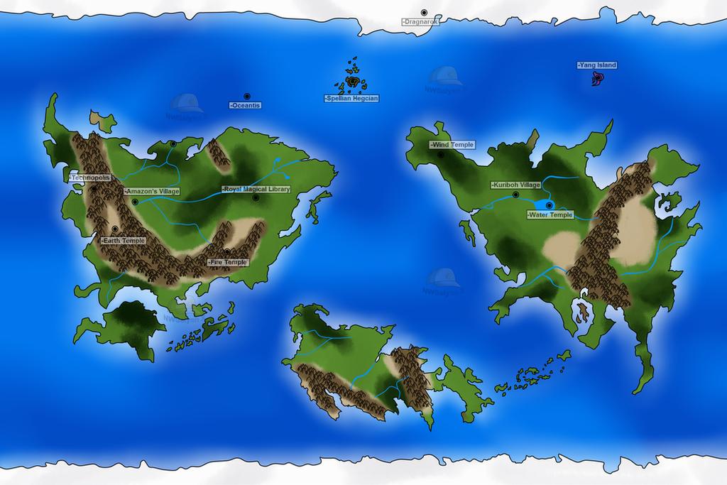 Solar World 01: Lateara (English) by NWSaiyanX