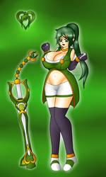 Solar Girl 0711 -Elfa the Elf- by NWSaiyanX