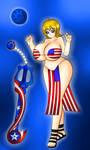 Solar Girl 0577 -Celeste the Genie- by NWSaiyanX