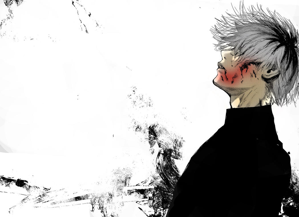 Tokyo Ghoul:re Chapter 30 [Haise To Kaneki] By 44sonic10
