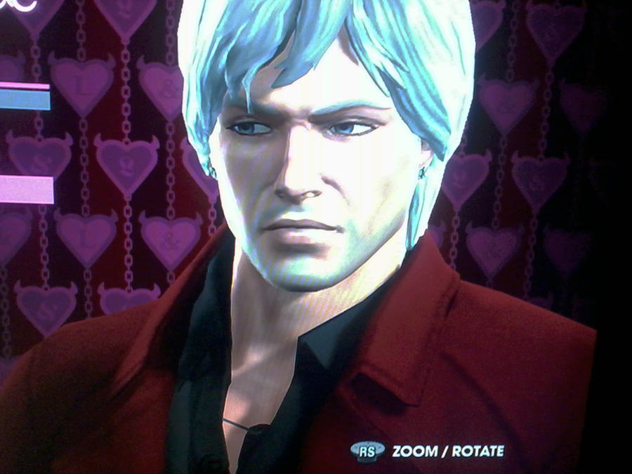 Saints Row 3 Anime Characters : Dante saints row the third by phantomrose on deviantart