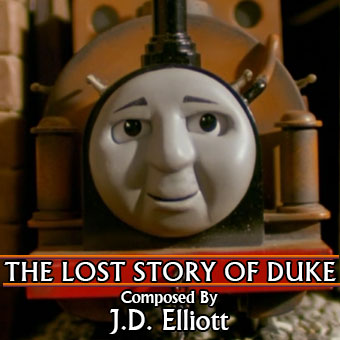 The Lost Story Of Duke (Album Cover) by demarm1youtube