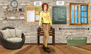 Caelyne Fawkes - Owner of the Stables