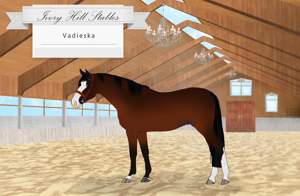 SOLD - Vadieska IHS