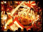 Bridgwater  Carnival Samurai