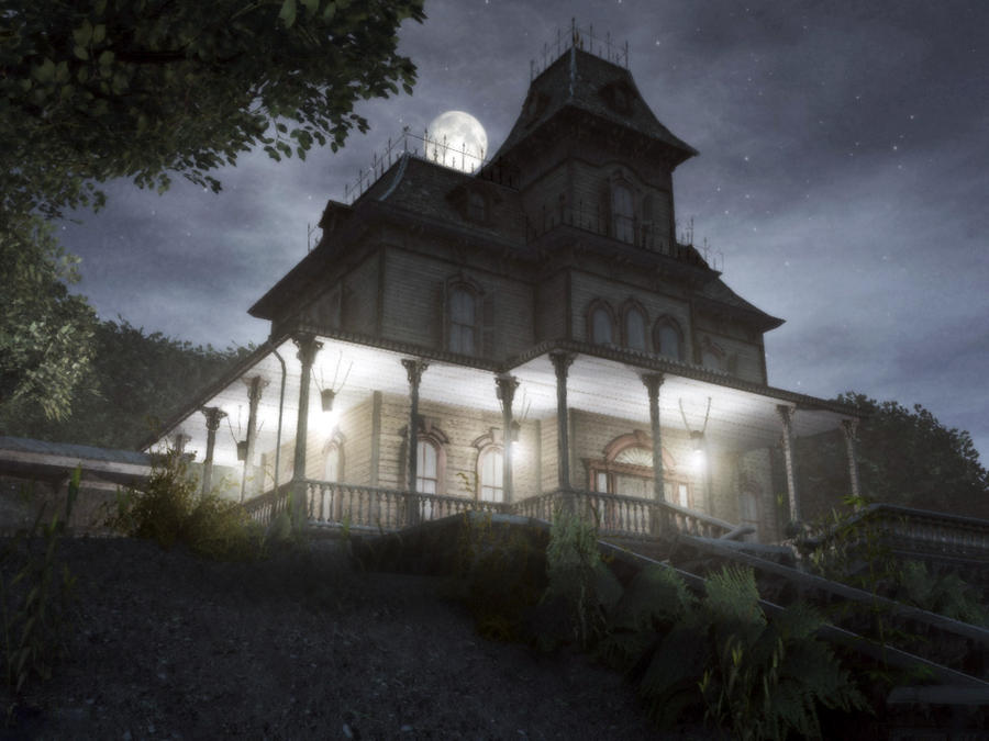 Les domaines - Page 2 Phantom_Manor_3D_Old_Exterior_by_phantommanor3d