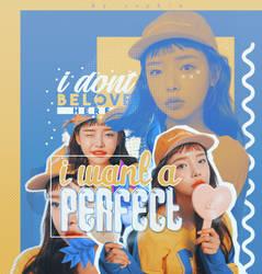 +ID: I WANT A PERFECT.