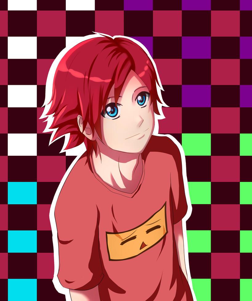 Original Character Naoki by ivan1426