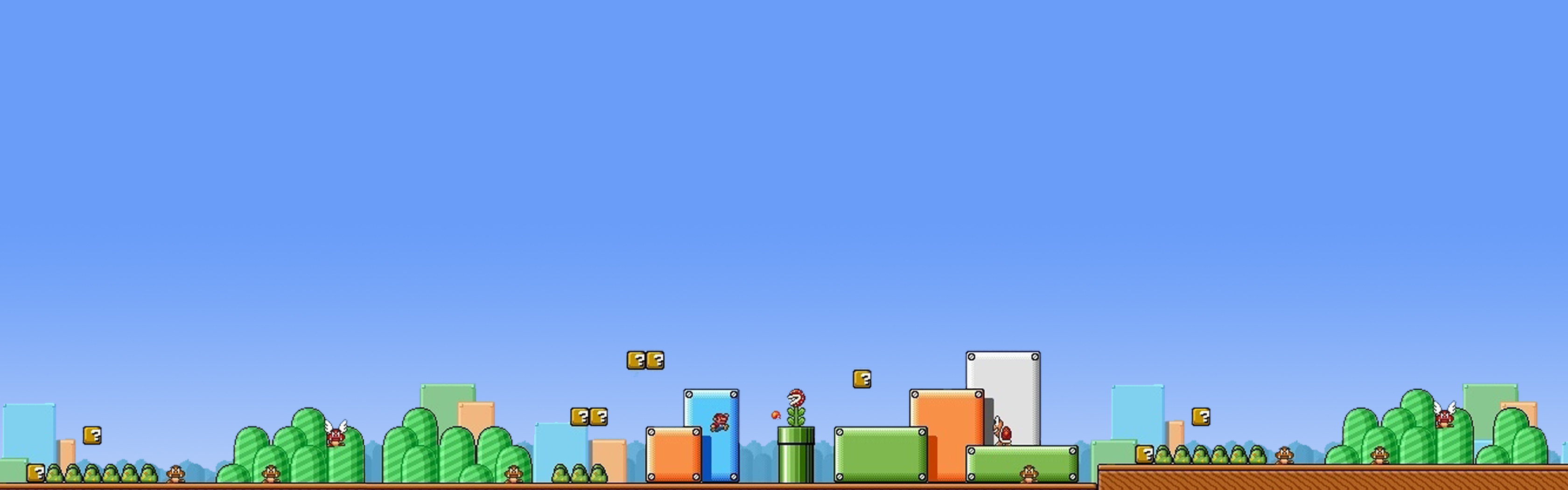 Super Mario Wallpaper by sylviaK86 on DeviantArt