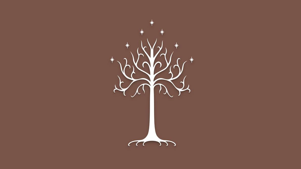 The White Tree By Apollolv On Deviantart