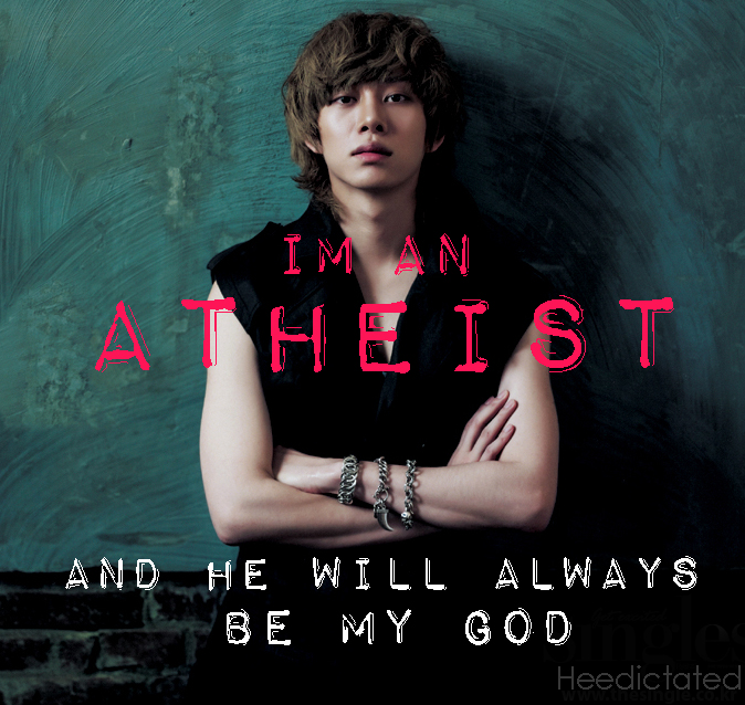 Heechul - Atheist by Heedictated