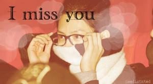 I miss you Kim Heechul