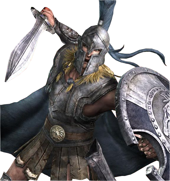 Warriors Orochi Wallpaper: Achilles Warriors Orochi 3 U Card By LadyTuonela On DeviantArt