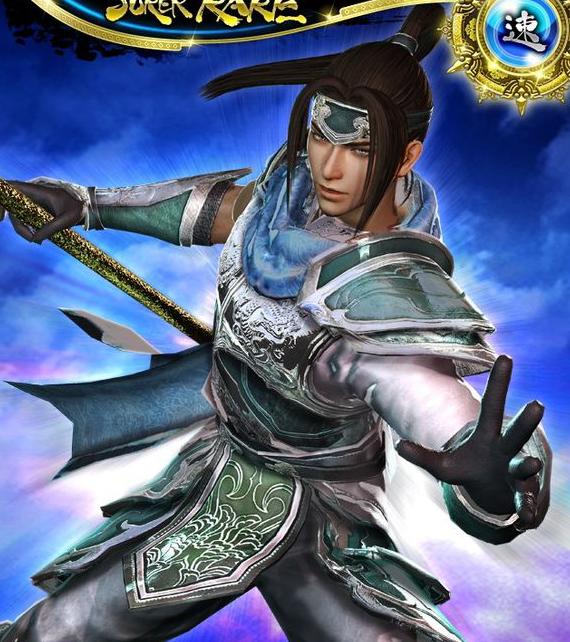 Warriors Orochi 3 Wallpaper: Zhao Yun Warriors Orochi 3 U Card 1 By LadyTuonela On