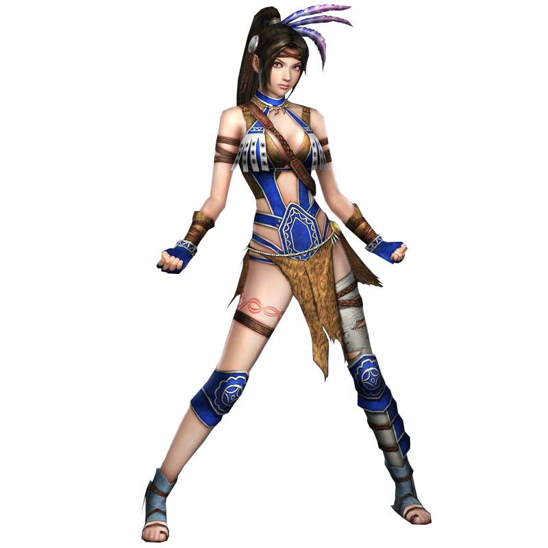 Inahime DLC SW4 Costume By LadyTuonela On DeviantArt