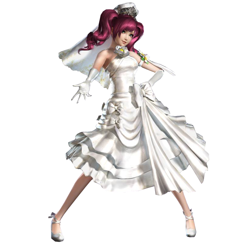 Hosokawa Gracia SW4 DLC By LadyTuonela On DeviantArt