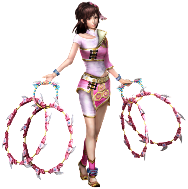 Warriors Orochi 3 Ultimate All Dlc Costumes: Oichi DLC Sun Shangxiang By LadyTuonela On DeviantArt