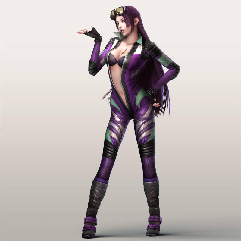 Nohime SW4-II DLC By LadyTuonela On DeviantArt