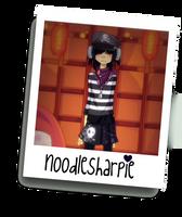 Noodle sharpie by nerdsharpie