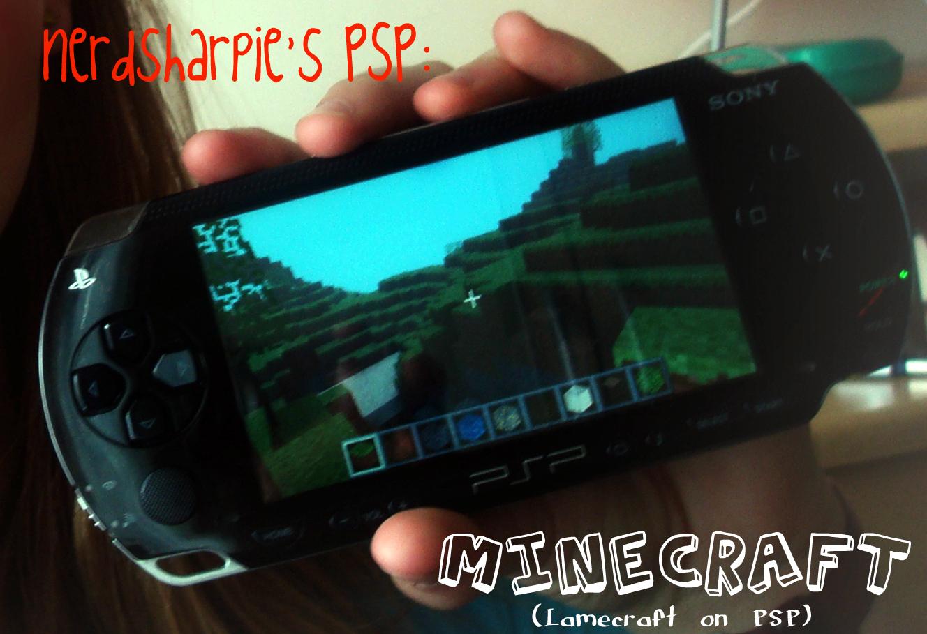 Minecraft para psp + download 2017 youtube.