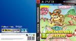Original Game: Bananarama Racers Box Art concept 2