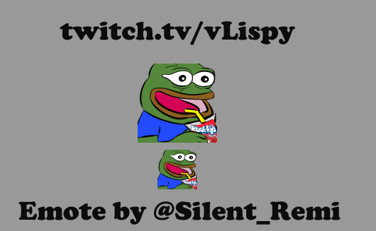 Commission] Pepe Emote by SilentRemi on DeviantArt