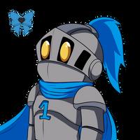 [Commission] Knight profile picture